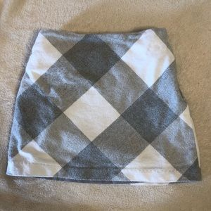 GYMBOREE 5 girls lined plaid skirt darling!